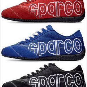SHOES SPARCO LOGO