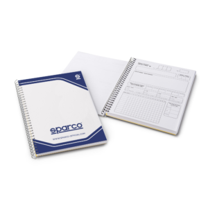 QUADERNO NOTE SPARCO
